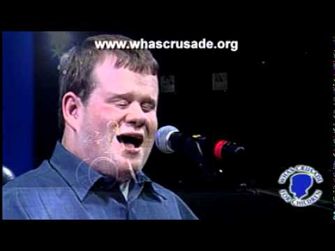 Patrick Hughes performs on the 2011 WHAS Crusade for Children