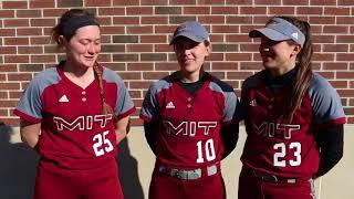 MIT Softball Clinches 2018 NEWMAC Regular Season Championship! thumbnail