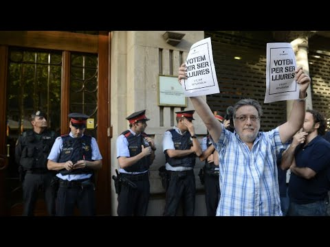 فرانس 24:Spain: Police arrest top aide to Catalan vice-president