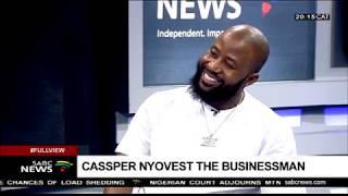 Cassper Nyovest talks #FillUp movement, Global Citizen Concert