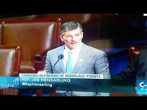 Rep Jeb Hensarling rebutts Nancy Pelosi #Brutality