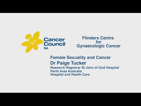 Sexuality after Cancer' Fertility, Sex and Intimacy Forum - Part three