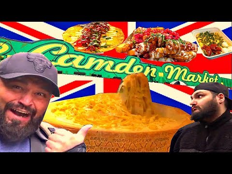FitFat Goes London 2 - The Fat Lords Of Camden Market