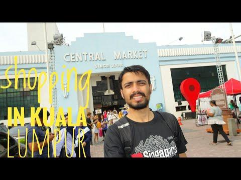 KL City Gallery | Central Market & Kasturi Walk | Kuala Lumpur | Shopping District Part # 13