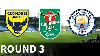 Download Video Oxford United vs Manchester City - 2018-19 EFL Cup - FIFA 19 MP3 3GP MP4