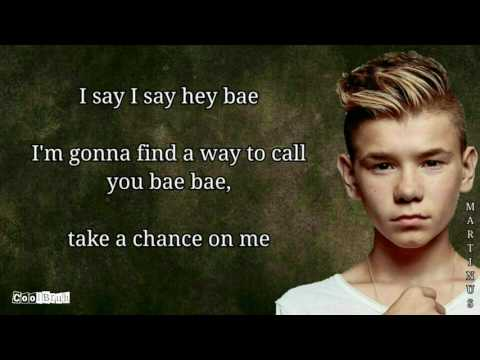 Marcus & Martinus - Bae Lyrics