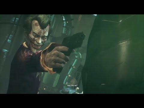99120d88e7c079 Batman Arkham Knight Joker jumpscare Reaction - YouTube