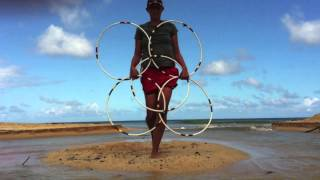 Hoop Dance Native Style