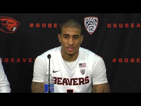 Oregon State Men's Basketball Postgame Press Conference vs Utah 2/4/2016