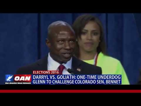 Darryl Glenn Sets Sights On Colorado Senate After Primary Win