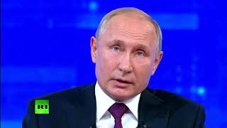 'People defended the entire Russia' - Putin on war against terrorism in Dagestan