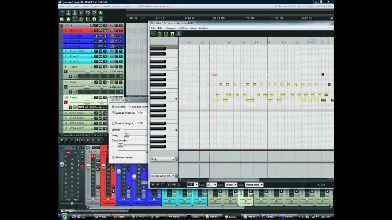Take Effects in Reaper : Ask.Audio