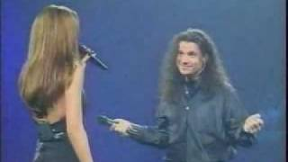 Celine Dion & Bruno Pelletier Le blues du businessman Live