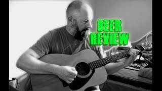 Bad Beat The Ringer Pilsner Beer Review -- Guitar cover - One Direction - Story of my Life - koozie