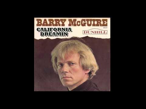 Barry McGuire - California Dreamin