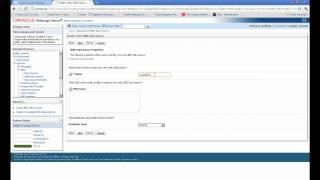 Creating JDBC datasource in Oracle Weblogic server