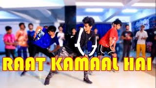 Raat Kamaal Hai | Guru Randhawa Dance Choreography @Ajeeshkrishna