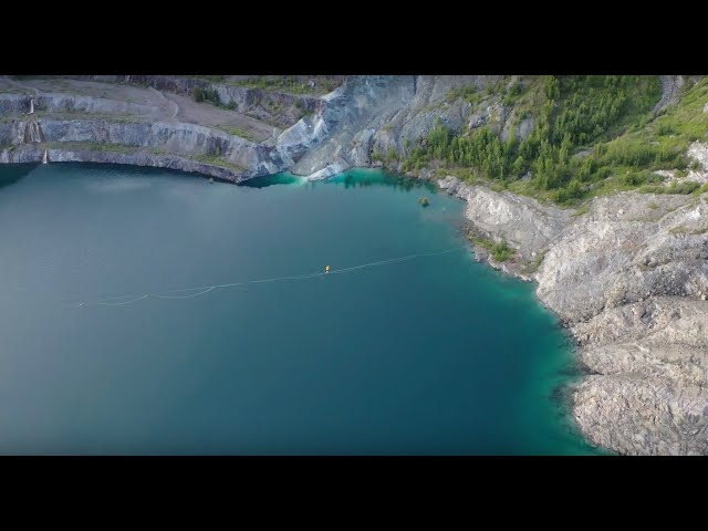 Ari in the Air | Episode 3 – World Record Highline in Canada