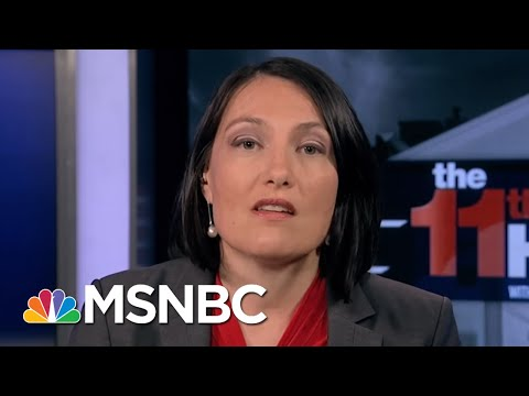 President Trump Links Pulling Brennan's Security Clearance To Mueller Probe | The 11th Hour | MSNBC