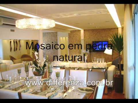 Salas modernas e luxuosas ambientes youtube for Salas pequenas e modernas