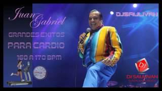 JUAN GABRIEL MIX PARA EJERCICIO CARDIO 160 BPM- DJSAULIVAN