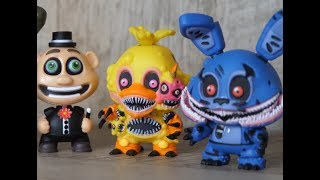FNaF Funko Series 4 Mystery Mini Review