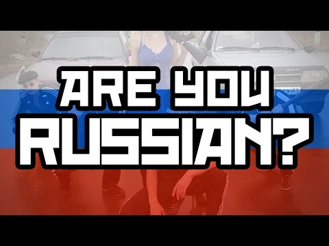 Are You Russian ?