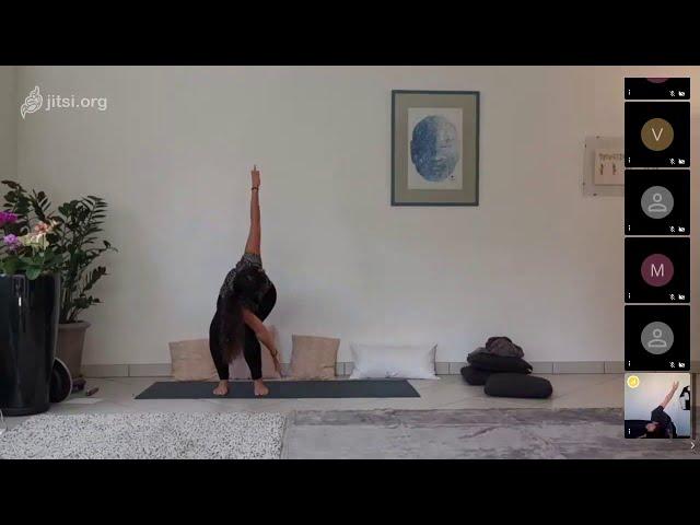 yogalivedanstonsalon#2 - Marine Bodhayoga