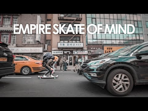 Empire Skate of Mind | NYC LONGBOARDING