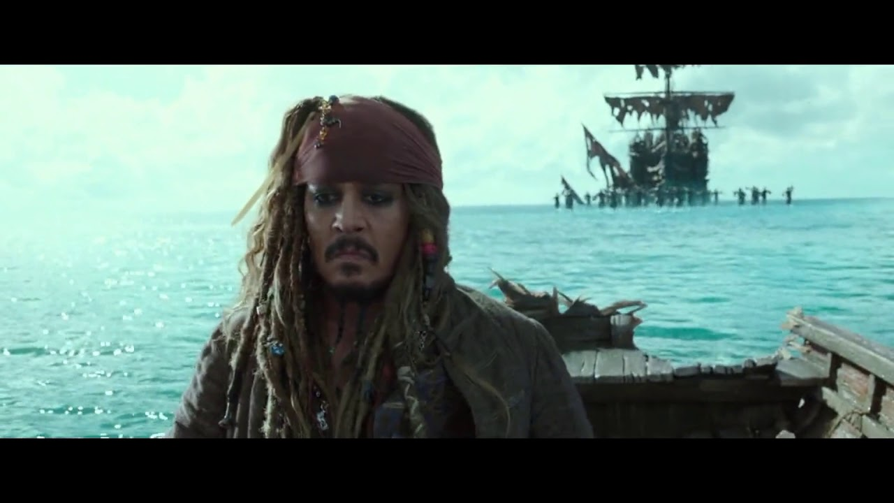 Download Pirates of the Caribbean: Dead Men Tell No Tales (2017) Ghost Shark Scene (Hans Zimmer)
