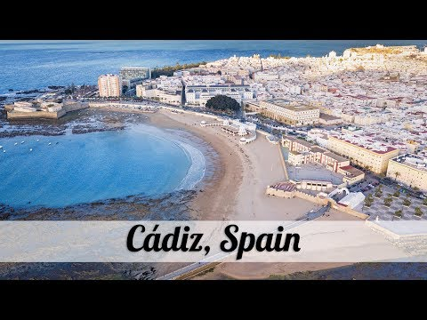 A Day in Cádiz, Spain