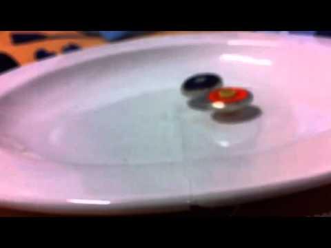 feuer gegen wasser
