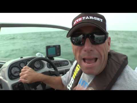 Trolling for Walleye on Lake Erie - Dave Mercer's Facts of Fishing Season 6 Episode 4