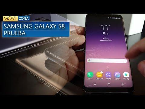 Prueba del Samsung Galaxy S8: nuevo Samsung Experience