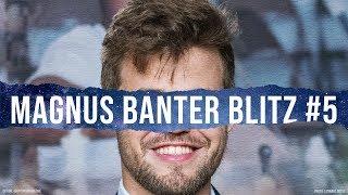 Banter Blitz with World Champion Magnus Carlsen (5) thumbnail