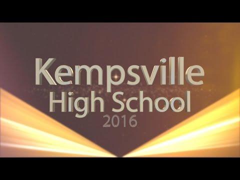 Kempsville H.S. Grad 2016 - 06/15/2016