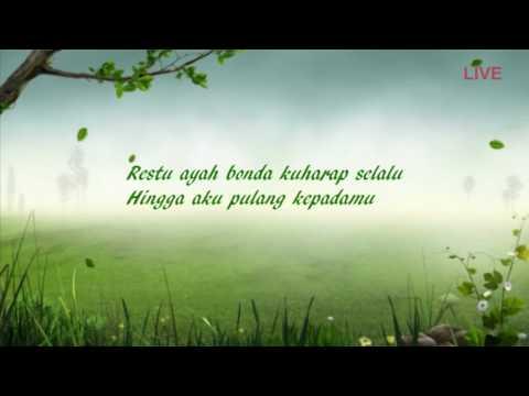Zamani - Dari Jauh Ku Pohon Maaf with Lyrics