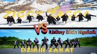 Ziggy Zagga VS Dzikir Zakat