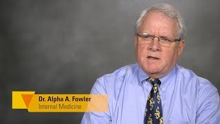 Dr. Alpha A. Fowler III - Vitamin C Research