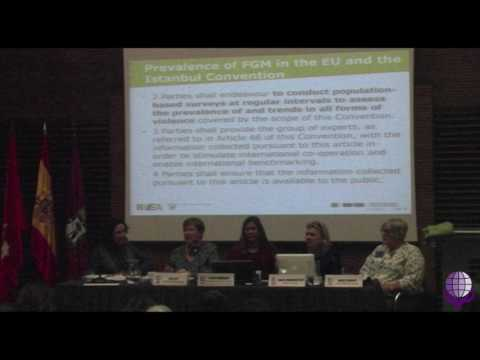 MAP-FGM Congress: Panel 2. Prevention and protection policies in Europe (in English)