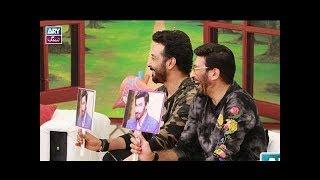 "Faysal Qureshi,Aijaz Aslam,Faizan & Aadi Playing "" Zehni Hum Ahangi"""
