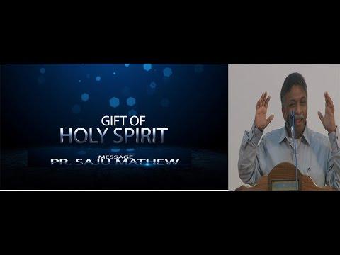 Gift Of Holy Spirit ||  Pr: SAJU MATHEW || Thoolika Tv || Episode -6