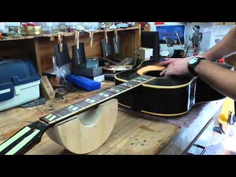 Gruhn Guitars Repair Shop
