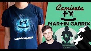 DIY Playera Martin Garrix Facíl!!  || William Gordon