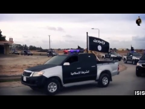 ISIS Claims Attack In Libya Amid Calls For Intervention