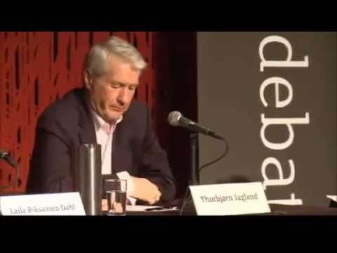Thorbjørn Jagland on radical Islam - Eng subs