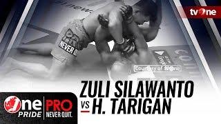 [HD] Zuli Silawanto vs Hendrik Tarigan || One Pride Pro Never Quit #25