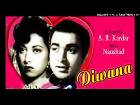Diwana  1952 Full Album Songs Jukebox