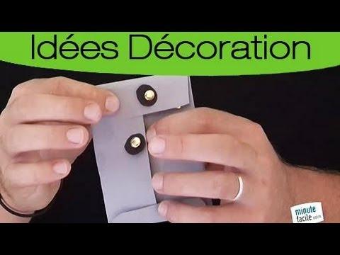 astuces pour faire une urne en papier pour un mariage. Black Bedroom Furniture Sets. Home Design Ideas