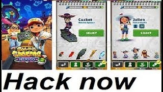How to Hack Subway Surfer